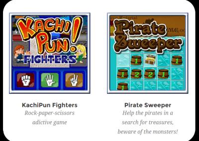 Abstract Pixels – Juegos HTML5 y Móviles
