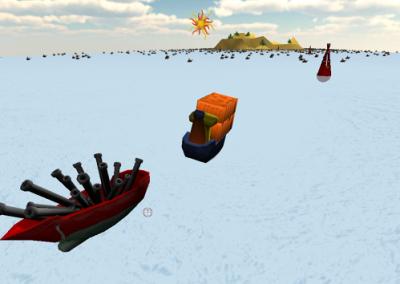 Pirata Cargo [Prototipo]