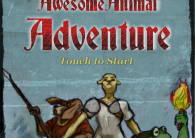 Awesome Animal Adventure [Prototipo]