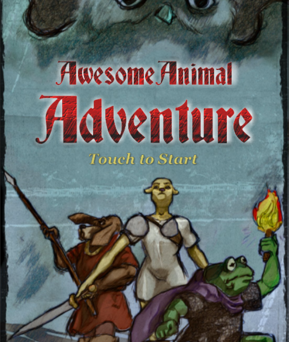 Awesome Animal Adventure [Prototype]